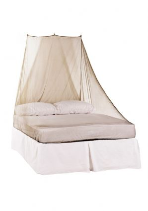 Premium Wedge Mosquito Net - Treated